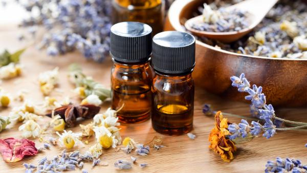 Essential Oils are used in Julia's Rejuvenation Programs
